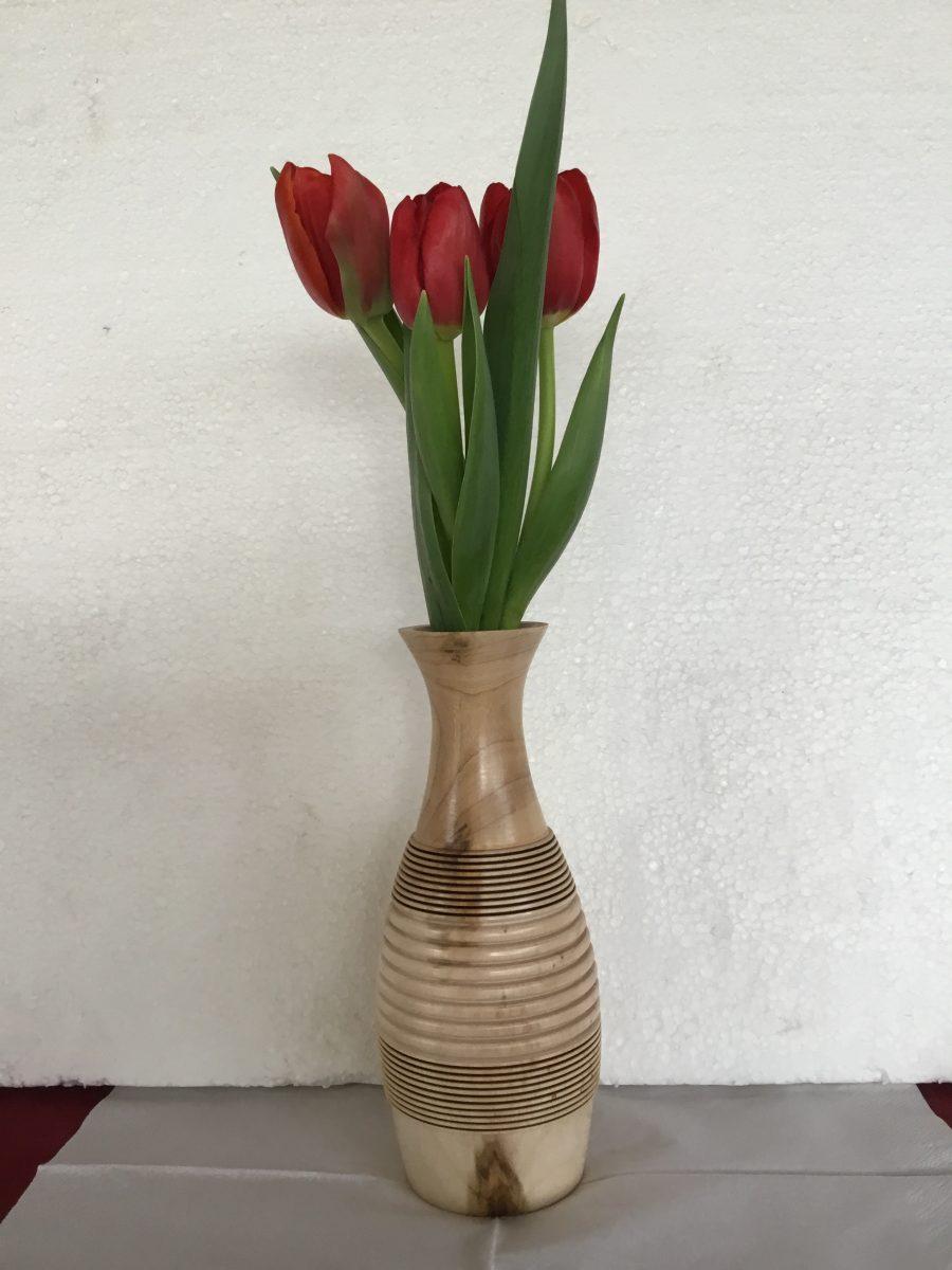 Vase i Rødel
